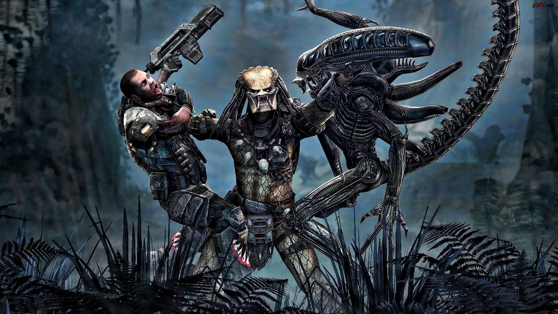 torrent aliens vs predator requiem